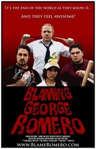 blaming-george-romero-poster-photo