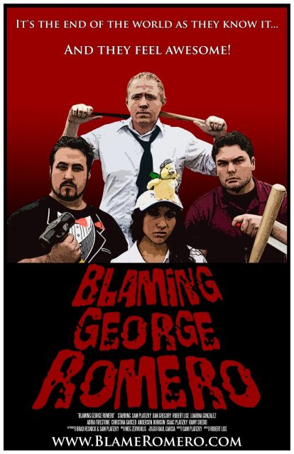 Blaming George Romero movie