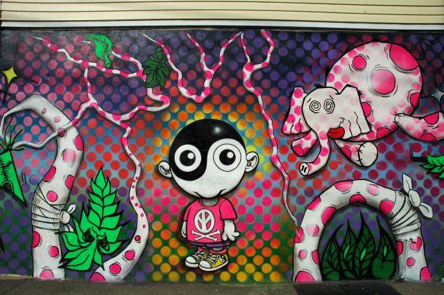 new-wall-art-english-4 & WALL ART-INTERNATIONAL STREET ARTISTS TURN JERSEY CITY BLIGHT INTO ...