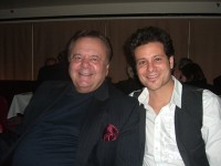 Actor Paul Sorvino and nephew Bill Sorvino