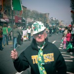 Hard Hat Bayonne St Paddy's parade 2012