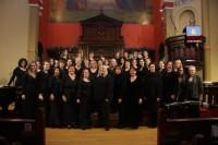 Hoboken Choir gives concert December 15, 2012 in Hoboken