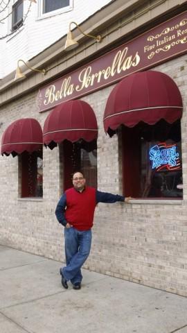 Bella Sorrellas Restaurant Bayonne