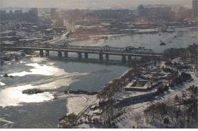 City of Pyongyan in North Korea www.riverviewobserver.net