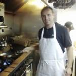 David O'Brien of the Merchant Restaurant Jersey City