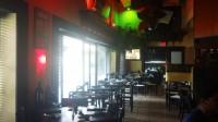 Inside Azucar restaurant