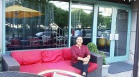 Azucar restaurant manager Lauren Vazquez