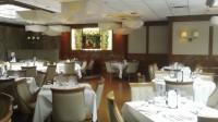 Inside Casa Dante Restaurant in Jersey City