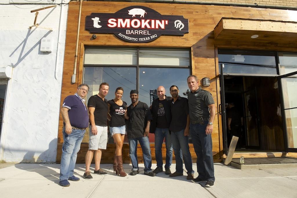 Sept 30 smokin barrel partners