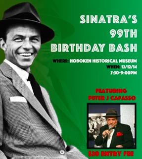 Sinatra Birthday Bash River View Observer