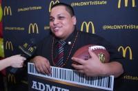 Ft Lee McDonald's Employee wins Superbowl Tickets