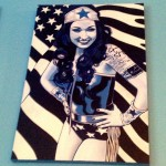 Wonder Woman by Teresa Garcia