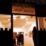 Mary Benson Gallery Jersey City