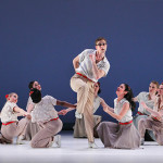 Paul Taylor dancers