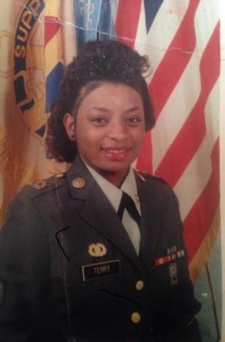 U.S. Veteran, Bright Star staff member Danielle Salifu of Jersey City