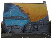 Mural by Fermin Mendoza