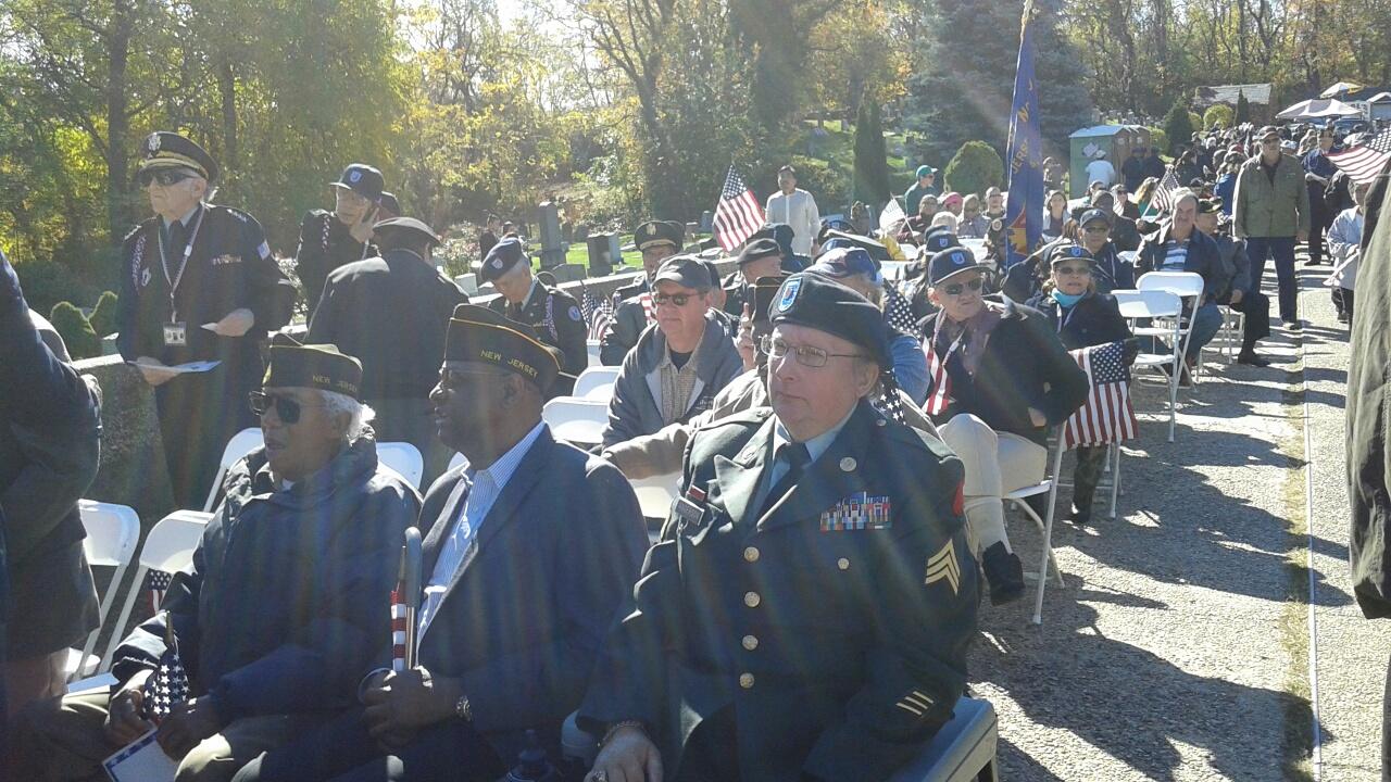 Servicemen and women