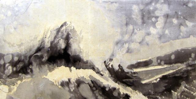 Deirdre Kennedy painting
