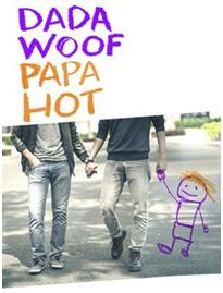 Dada Woof Papa Hot Poster