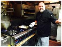 Frank Roda Maxwells of Hoboken's Chef