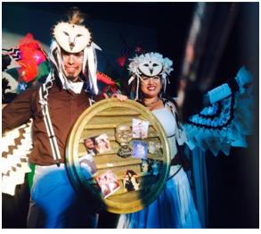 Snowbal 2016 costume winners