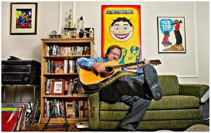 Musician Jim Testa