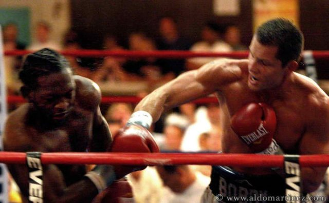 Bobby Rooney Boxer