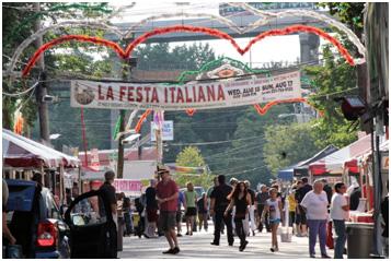 A day at La Festa