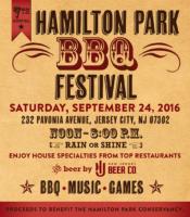 Hamilton Park JC BBQ
