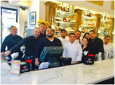 La Isla uptown hoboken staff