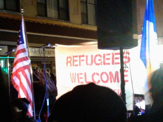 Jersey City Rally