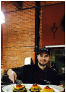Chef Carmine Matteo Salumeria Ercolano Jersey City