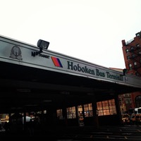 Hoboken bus terminal