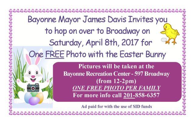 Bayonne Free Photo Easter Bunny