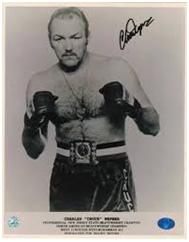 Boxer Chuck Wepner