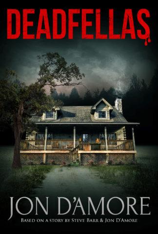 Jon D'Amore Delivers His Next Book,  Deadfellas