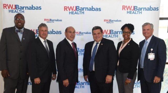 RWJ Barnabas Opens  80,000-Square-foot Medical Building  Bayonne.