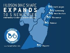 Hudson Bike Share