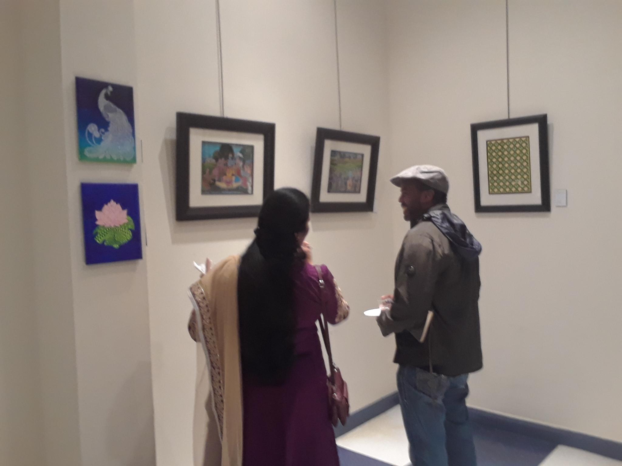 Diwali Art Exhibit 2018