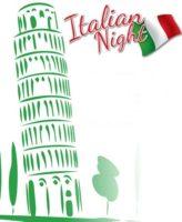 Bayonne Italian night