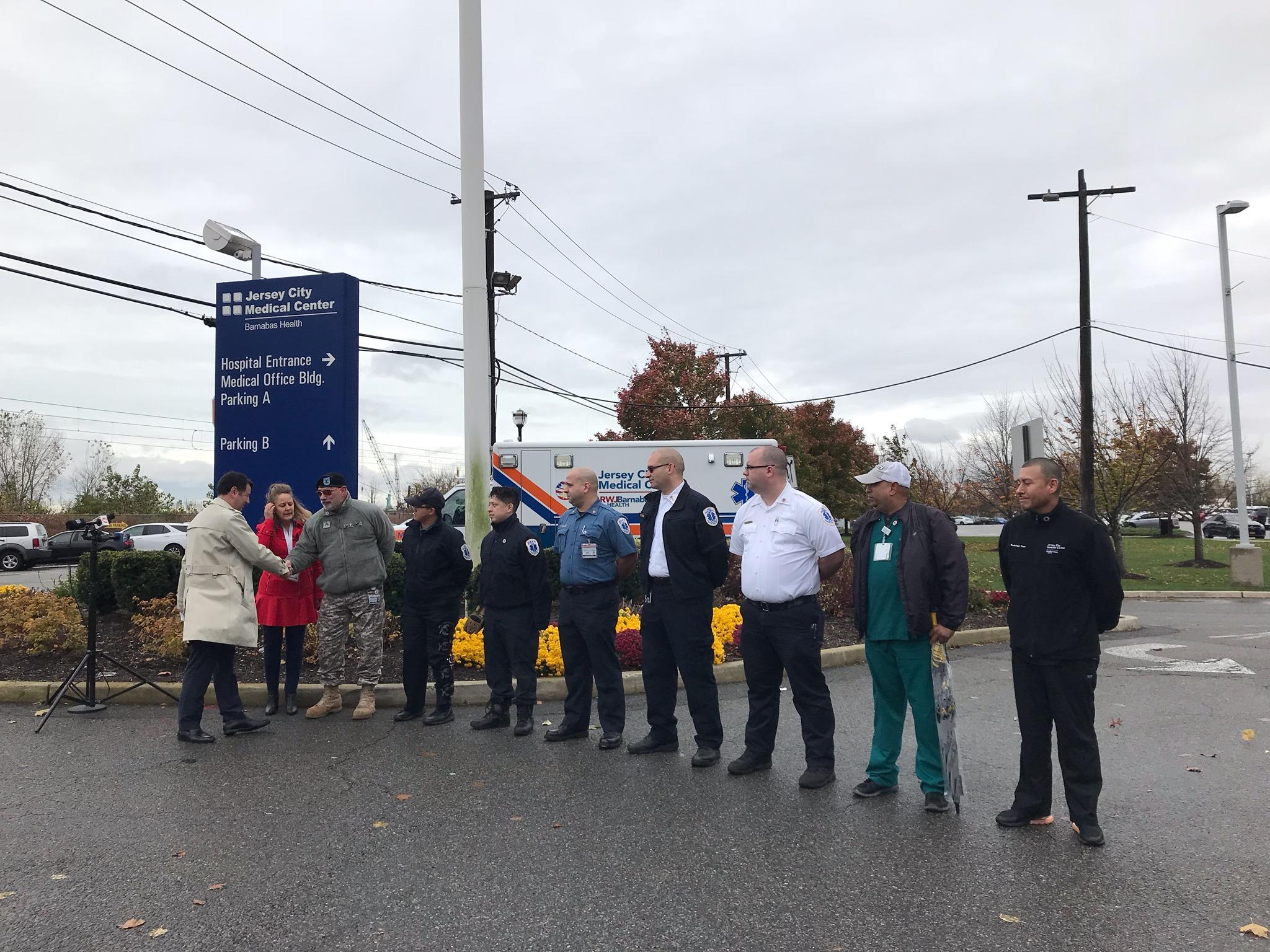 RJW Barnabas Veterans